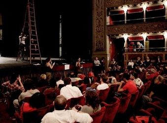 Teatro Valle,Marino vuole bando pubblico