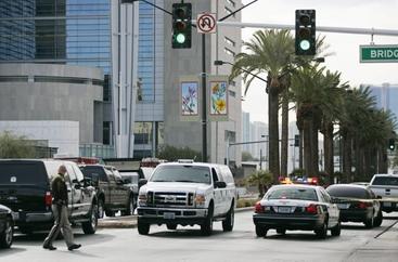 Usa: sparatoria a Las Vegas, 5 morti