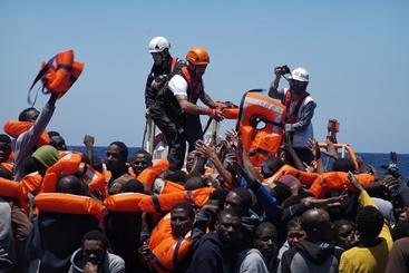 Stocker, solidarità ai migranti