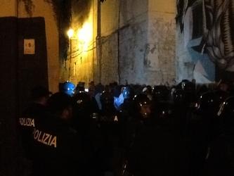 Salvini ad Andria,in piazza contestatori