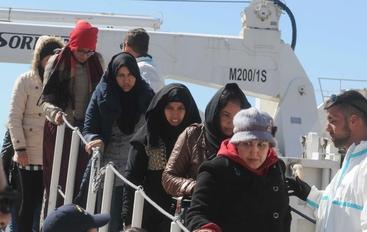 Migranti: domani tre sbarchi in Calabria