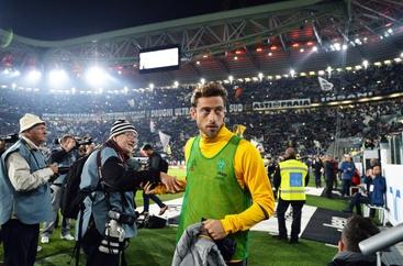 Juve: Marchisio in campo dopo sei mesi