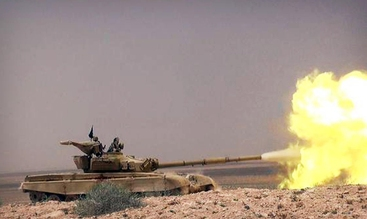 Damasco prepara controffensiva Palmira