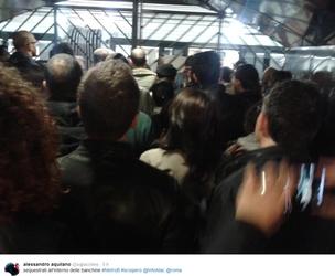 Caos metro, Marino: pronti a licenziare