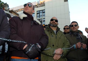Scalata Lazio:7 condanne ed un assolto