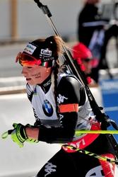 Biathlon: primo podio per azzurra Wierer