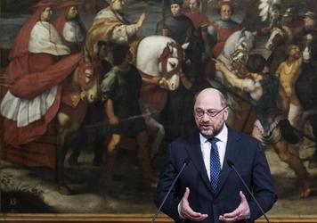 Schulz,con Matteo si parla sempre chiaro
