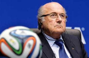 Blatter,morte cantieri?Fifa non ha colpe