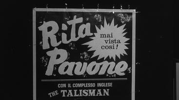 Rita Pavone, tra musicarelli e Togliatti