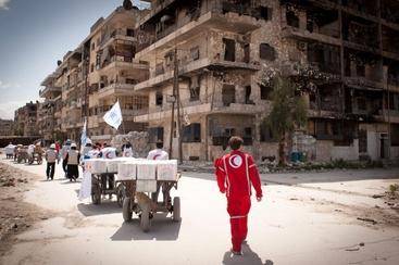 Siria: qaedisti tagliano acqua ad Aleppo