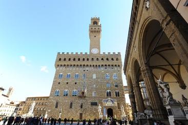 Palazzo Vecchio,orari lunghi per feste