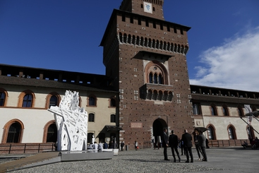 Musica e cinema al Castello Sforzesco
