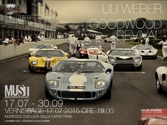 Mostre: Goodwood revival,scatti di Weber
