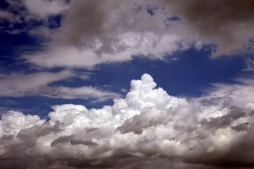 In arrivo vento forte e temporali