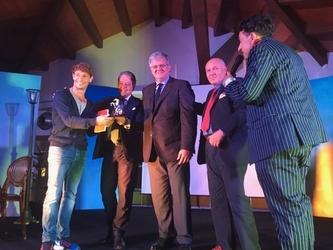 Premio 'Arbiter' a Pasotti e Cavuti