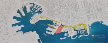 Waterfront, Merlo, sia in sblocca-Italia