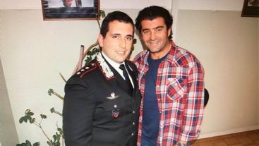 Tomba, grazie a carabinieri per auto