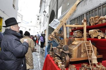 Quasi 1.200 artigiani a Fiera Sant'Orso
