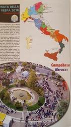 Vespa club, Campobasso è in Abruzzo