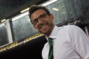 Di Francesco, a Belgrado per vincere