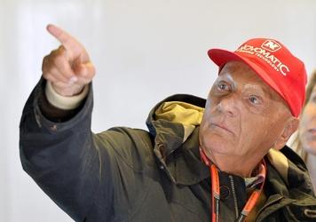 Niki Lauda socio di Renee Benko