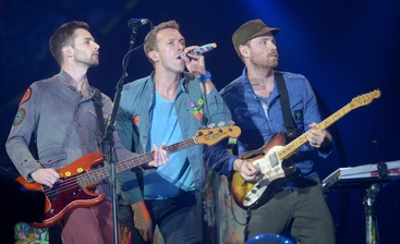 Coldplay, live stream per uscita album