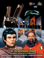 Guidoni ospite a convention Star Trek