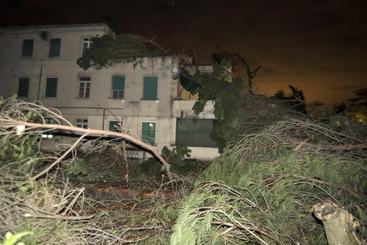 Stato calamità in zona Roma e 4 Comuni