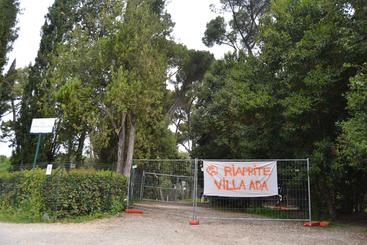 In 1000 firmano per riapertura Villa Ada