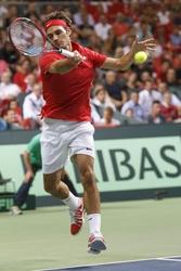 Coppa Davis:Fognini sconfitto da Federer