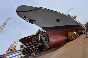 Fincantieri: Osn, nuove opzioni Fremm per 764 mln euro