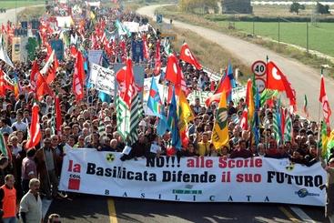 Sblocca Italia: Pittella evoca Scanzano