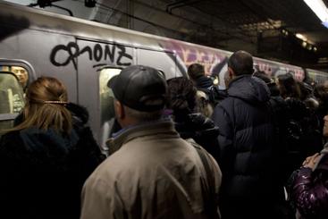 Metro B: disagi e ritardi sulla linea
