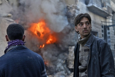 Siria: pesanti combattimenti ad Aleppo