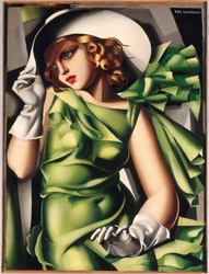A Torino capolavori Tamara de Lempicka