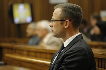 Pistorius: inquinata scena del crimine