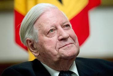 E' morto Helmut Schmidt