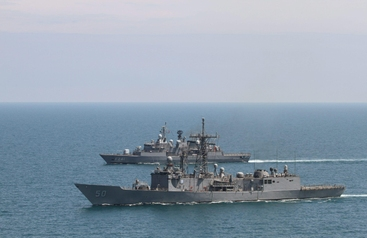 Fincantieri: consegnata fregata 'Detroit' a Us Navy