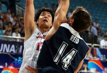 Campionati Asiatici, spaventa la Muraglia Cinese