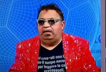 Malore in diretta per l'opinionista bianconero Pompilio