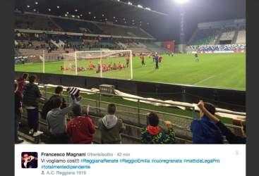Lega Pro: Reggiana scatenata, goleada del Pontedera