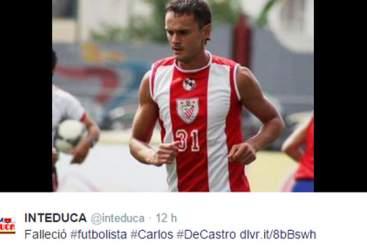 Carlos De Castro non ce l'ha fatta, stroncato da infarto