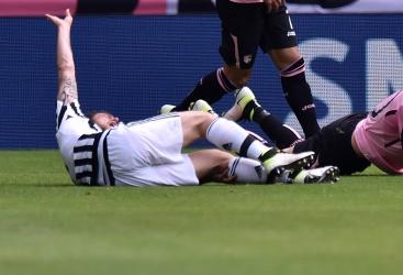 Marchisio, stagione finita e addio Europei