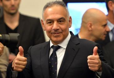 """Pallotta: """"Orgoglioso di Totti"""""""