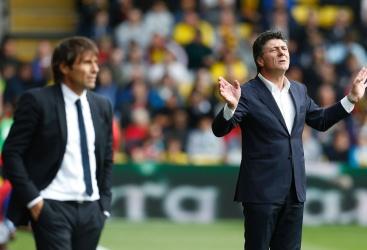 Chelsea indomabile, Conte ribalta Mazzarri