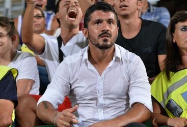 """Gattuso: """"Baraonda Pisa, ma io non mollo"""""""