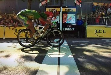 Tour, tris di Sagan