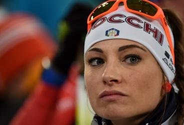 Dorothea, una dea sugli sci