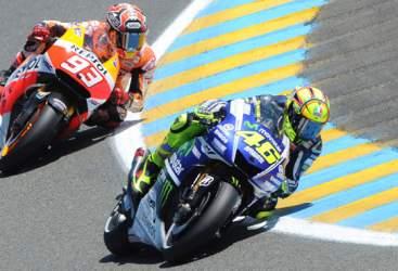 """Lucchinelli: """"Marquez meglio di Rossi? Lo vedremo"""""""