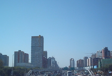Modern Beijing Skyline Oct2004